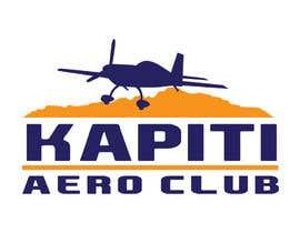 #67 para Logo design for an Aero Club por stefanciantar