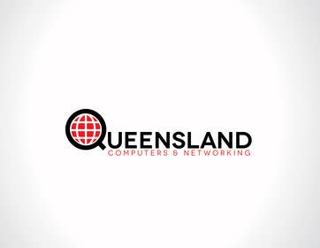 #15 untuk Design a Logo for Queensland Computers & Networking oleh iffikhan