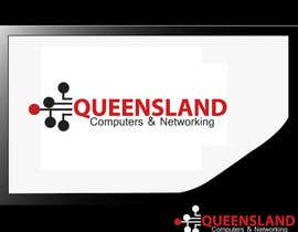 Dreamofdesigners tarafından Design a Logo for Queensland Computers & Networking için no 8