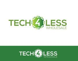 #29 for Design a Corporate Logo & Identity for Tech4Less Wholesale af vw7964356vw