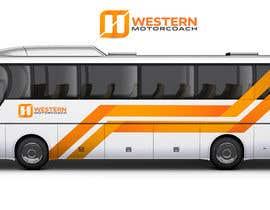 Nro 78 kilpailuun Design a unique look for our buses käyttäjältä jaiko