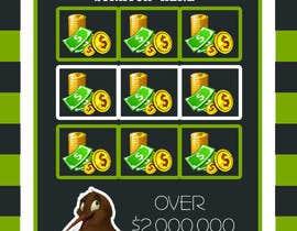 medjaize tarafından Design a unique scratch card lottery game. için no 15