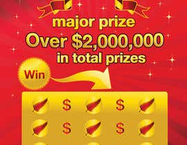 #11 for Design a unique scratch card lottery game. by timefortheweb