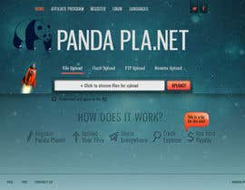 nº 32 pour I need some Graphic Design for Panda Planet par rajverana