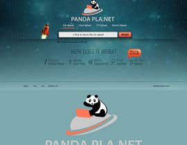 nº 17 pour I need some Graphic Design for Panda Planet par kausar01715