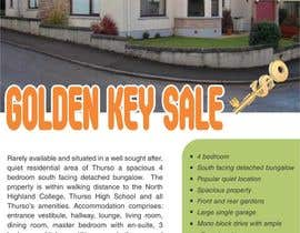 #4 para Flyer for Estate agents por HoneyITSolution