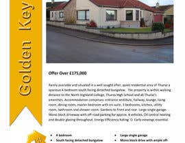 #1 para Flyer for Estate agents por adstyling