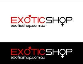 #70 for Design a Logo for exoticshop.com.au af moro2707