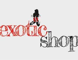 #100 for Design a Logo for exoticshop.com.au by graphics15