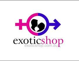 #95 for Design a Logo for exoticshop.com.au af surabi123