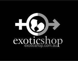 #97 for Design a Logo for exoticshop.com.au af surabi123