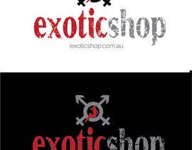 #89 for Design a Logo for exoticshop.com.au af izabela357