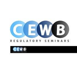 #26 para Design a Logo for CEWB Regulatory Seminars por catalinorzan