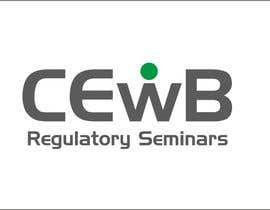 #8 for Design a Logo for CEWB Regulatory Seminars af adstyling