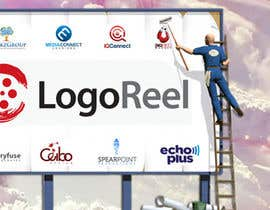 #13 para Design a landing page banner for new logo design service por adstyling
