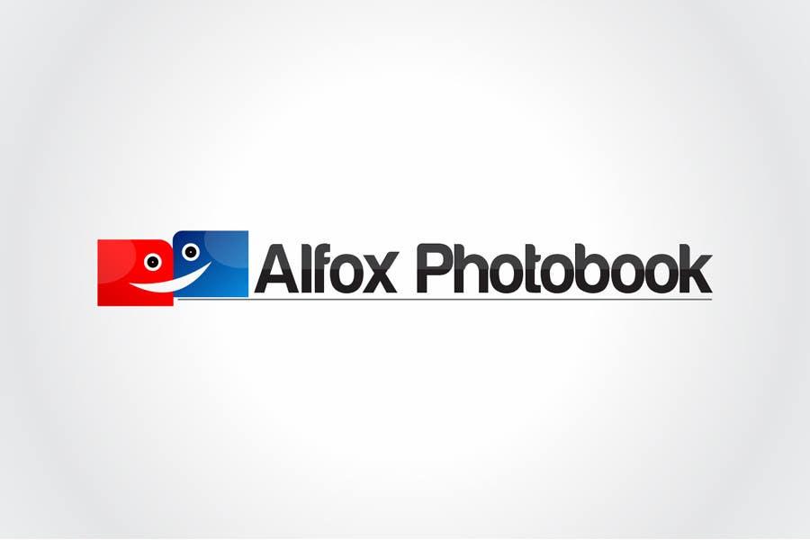 Penyertaan Peraduan #                                        84                                      untuk                                         Logo Design for alfox photobook