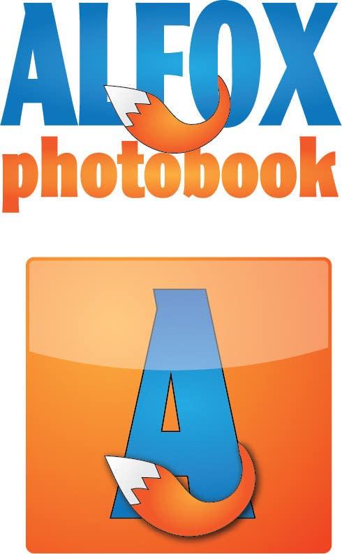Inscrição nº                                         28                                      do Concurso para                                         Logo Design for alfox photobook