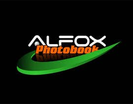 #122 for Logo Design for alfox photobook af dimitarstoykov