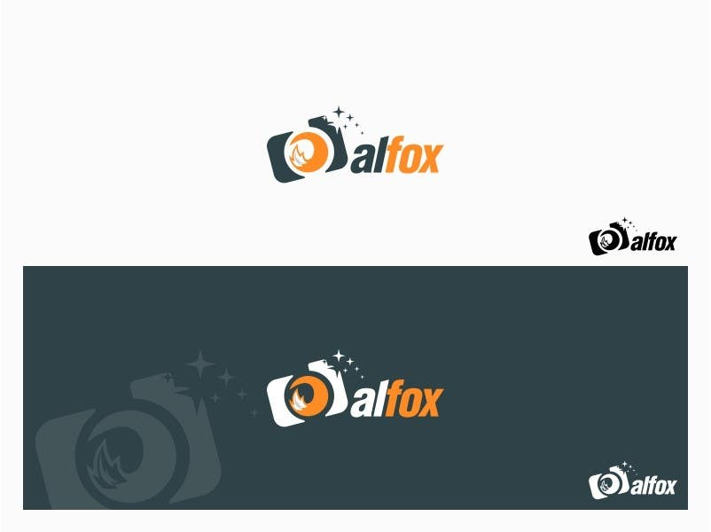 Конкурсная заявка №102 для Logo Design for alfox photobook