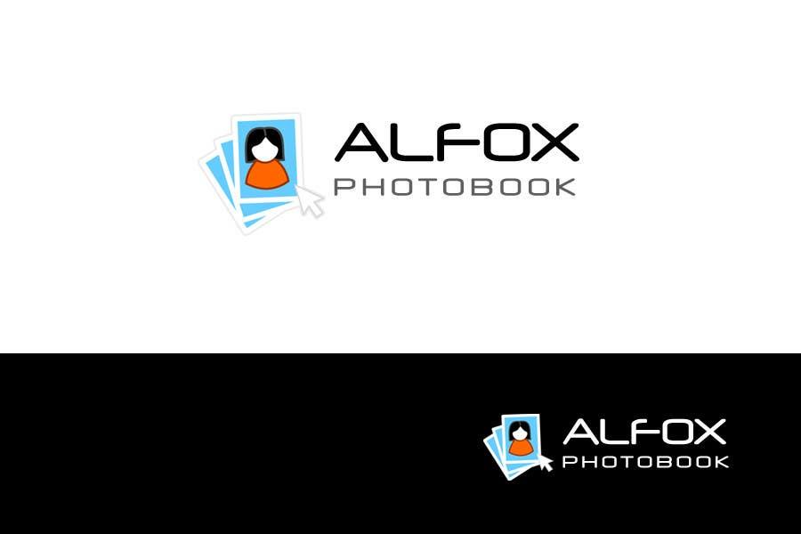 Bài tham dự cuộc thi #                                        3                                      cho                                         Logo Design for alfox photobook