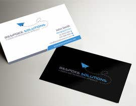 #96 para Design some Business Cards for Bespoke Solutions por ezesol