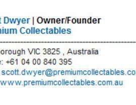 Nro 4 kilpailuun Email Signature Design and Configured käyttäjältä vigneshhc