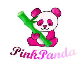 #180 for Design a Logo for PinkPanda by IrinaFox