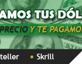 Nro 27 kilpailuun Diseñar un banner Publicitario [BUENA PAGA] käyttäjältä Massiel207