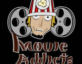 nº 89 pour Design a Logo for Movie Addicts par tadadat