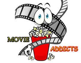 mhareance12 tarafından Design a Logo for Movie Addicts için no 80