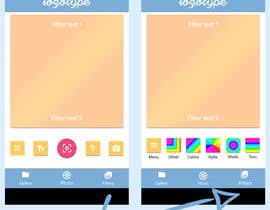 maryanakons tarafından Design an android app Layout/Color concept + (6+2 icons) için no 10
