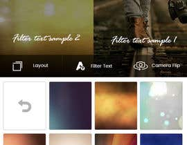 creative223 tarafından Design an android app Layout/Color concept + (6+2 icons) için no 6