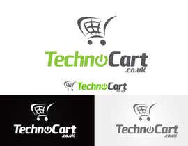 #38 cho Design a Logo for TechnoCart.co.uk bởi Jevangood