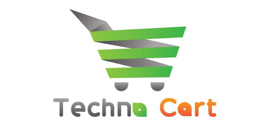 Kilpailutyö #35 kilpailussa Design a Logo for TechnoCart.co.uk