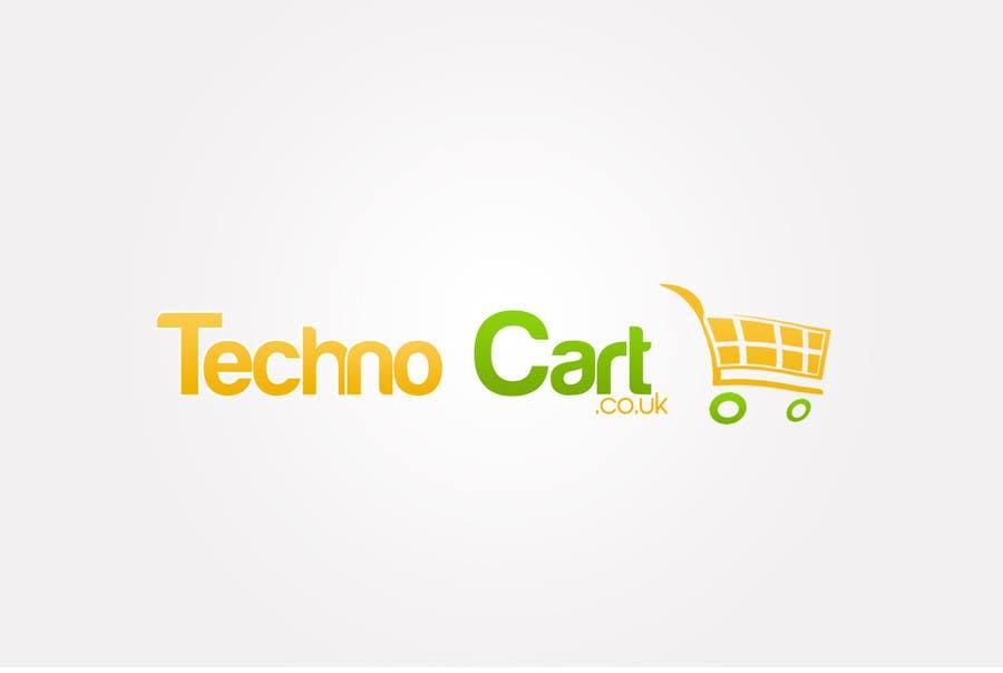 Kilpailutyö #9 kilpailussa Design a Logo for TechnoCart.co.uk