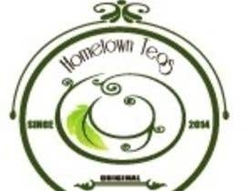 nº 49 pour Logo Design for Teashop par AminaHavet