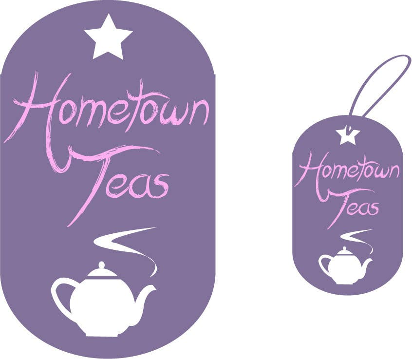 #1 for Logo Design for Teashop - repost by snackeg