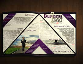 nº 50 pour Brochure Design for Business 360 LLC par d1zzye