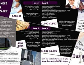 #18 for Brochure Design for Business 360 LLC by creationz2011