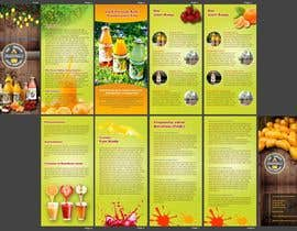 #8 for Design a Brochure for Juice Company by mbewlive