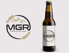 nº 39 pour Concevoir un logo pour la brasserie MGR par griffindesing