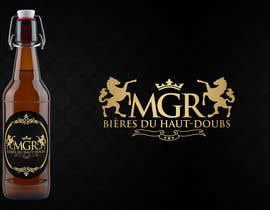 nº 75 pour Concevoir un logo pour la brasserie MGR par MariaDesigne