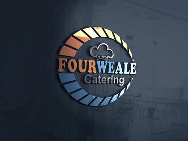 NAK4Logos tarafından 'Four Weale Catering' I need a logo designed for my new private catering business!!  -- 2 için no 18