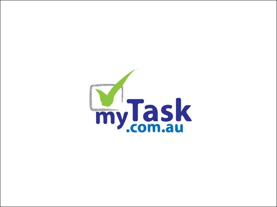 Kilpailutyö #125 kilpailussa Logo Design for myTask.com.au