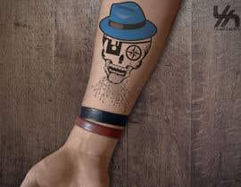 merybaez tarafından Design an Information Security / Hacking Themed Sticker/Tattoo için no 8