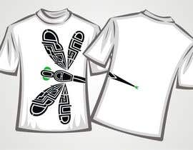 #42 para T-shirt Graphic Drawing Design por dyv