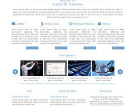 nº 35 pour Redesign IT-Page par asad12204