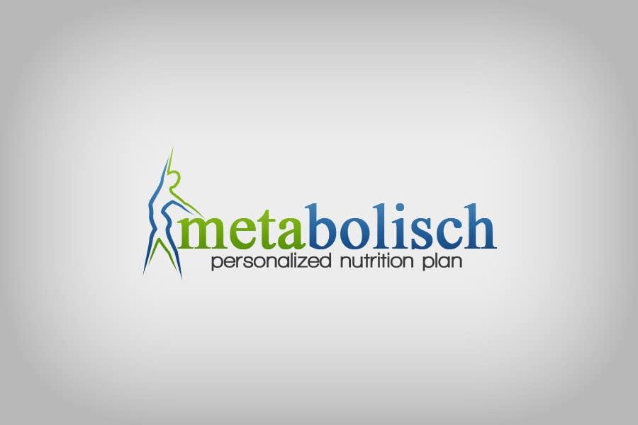 Inscrição nº 77 do Concurso para Graphic Design for metabolisch.com its a weight loss website start up