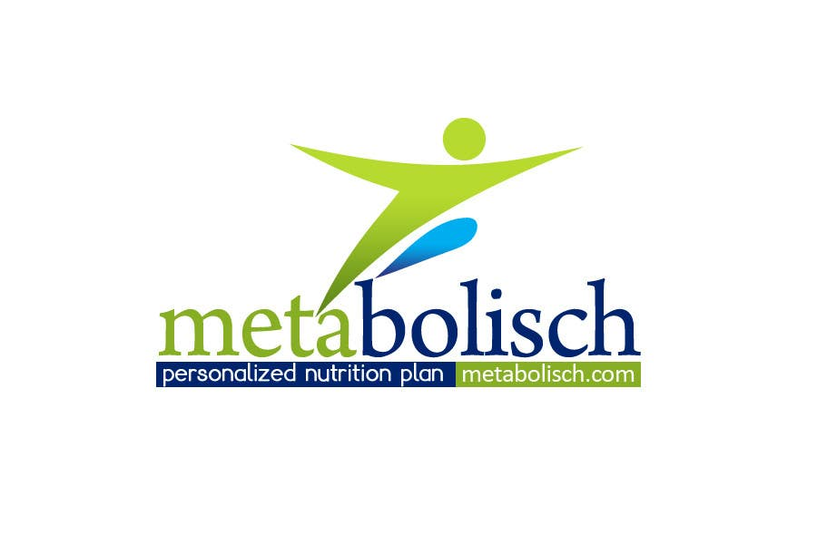 Kilpailutyö #37 kilpailussa Graphic Design for metabolisch.com its a weight loss website start up