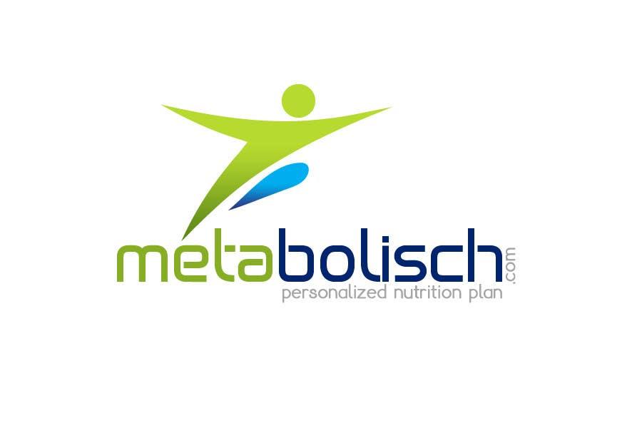 Kilpailutyö #36 kilpailussa Graphic Design for metabolisch.com its a weight loss website start up